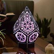 Для дома и интерьера handmade. Livemaster - original item Interior projection lamp