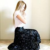 Одежда ручной работы. Ярмарка Мастеров - ручная работа Яркая и необычная WOW-юбка для выхода. Handmade.