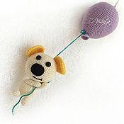 Куклы и игрушки handmade. Livemaster - original item Crochet toy,