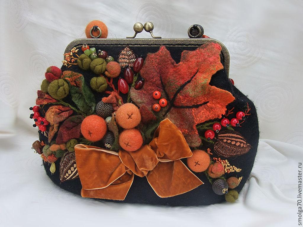 b5b78f704a5e Женские сумки ручной работы. Ярмарка Мастеров - ручная работа. Купить  сумочка