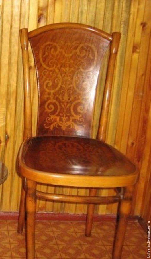 Мебель ручной работы. Ярмарка Мастеров - ручная работа. Купить Стул Тонет 19 век. Handmade. Рыжий, тонет, стул