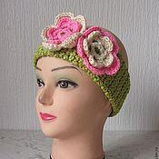 Аксессуары handmade. Livemaster - original item Headband. Handmade.
