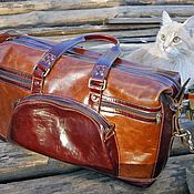 Сумки и аксессуары handmade. Livemaster - original item Men`s bag