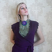 """Одежда ручной работы. Ярмарка Мастеров - ручная работа Жилет""""Лоло"""". Handmade."""
