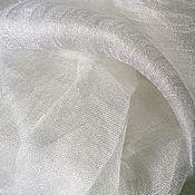 Материалы для творчества ручной работы. Ярмарка Мастеров - ручная работа Шелк разреженный 85-90 см маргиланский, для валяния. Handmade.