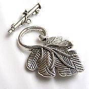 Материалы для творчества handmade. Livemaster - original item lock toggle 2. Handmade.
