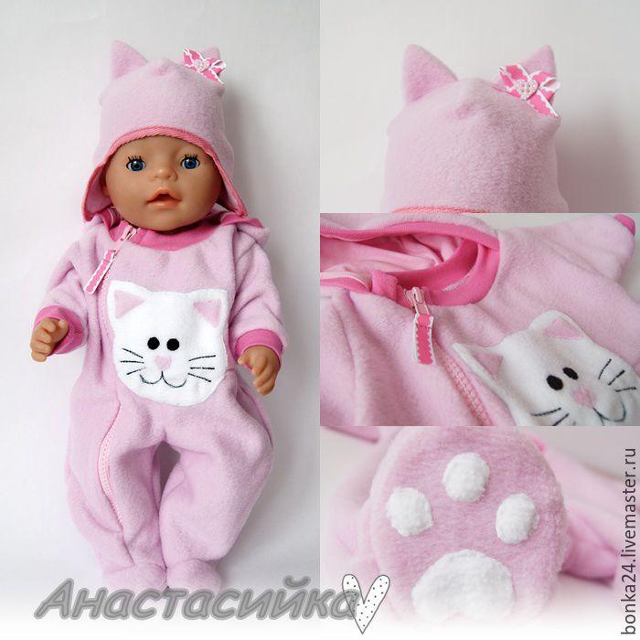 Одежда для беби анабель своими руками