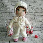 Куклы и игрушки ручной работы. Ярмарка Мастеров - ручная работа Катюшка. Handmade.