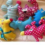 Куклы и игрушки ручной работы. Ярмарка Мастеров - ручная работа Ароматные зверюшки. Handmade.