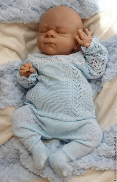 """Куклы и игрушки ручной работы. Ярмарка Мастеров - ручная работа. Купить Лимитированный,распроданный молд """"Zhenya"""" от Olga Auer. Handmade."""