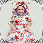 handmade. Livemaster - original item Baby dress