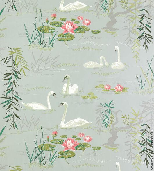 Премиальная английская ткань Nina Campbell Эксклюзивные и премиальные английские ткани, знаменитые шотландские кружевные тюли, пошив портьер, а также готовые шторы и декоративные подушки.