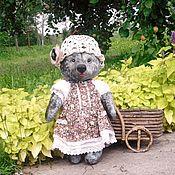Teddy Bears handmade. Livemaster - original item Bear plush big Replica. Handmade.