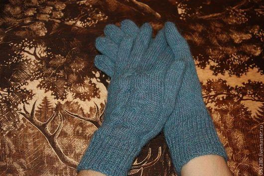 Варежки, митенки, перчатки ручной работы. Ярмарка Мастеров - ручная работа. Купить Комфорт 2 100% альпака перчатки женские. Handmade.