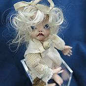 """Куклы и игрушки ручной работы. Ярмарка Мастеров - ручная работа Авторская кукла Маяди серия""""Новый мир, маленькие человечки"""". Handmade."""