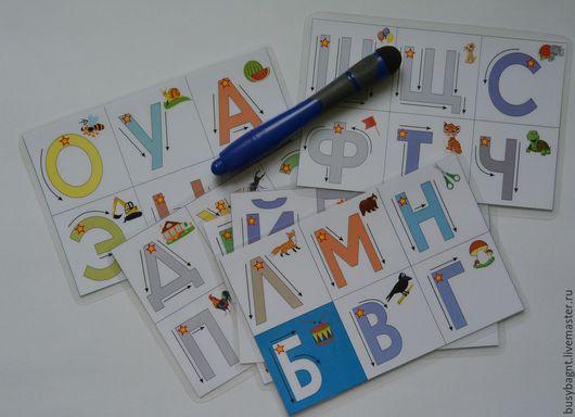 развивающая азбука для детей