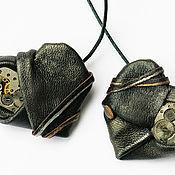 """Украшения ручной работы. Ярмарка Мастеров - ручная работа Кулоны для пар """"Сердце Форальберга"""". Handmade."""