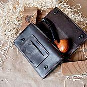 Сумки и аксессуары handmade. Livemaster - original item A pouch for tobacco. Handmade.