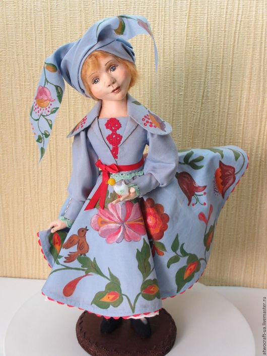 кукла `Петрушка`