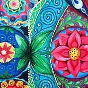 Фен-шуй и эзотерика handmade. Livemaster - original item Mandala of creativity. Handmade.