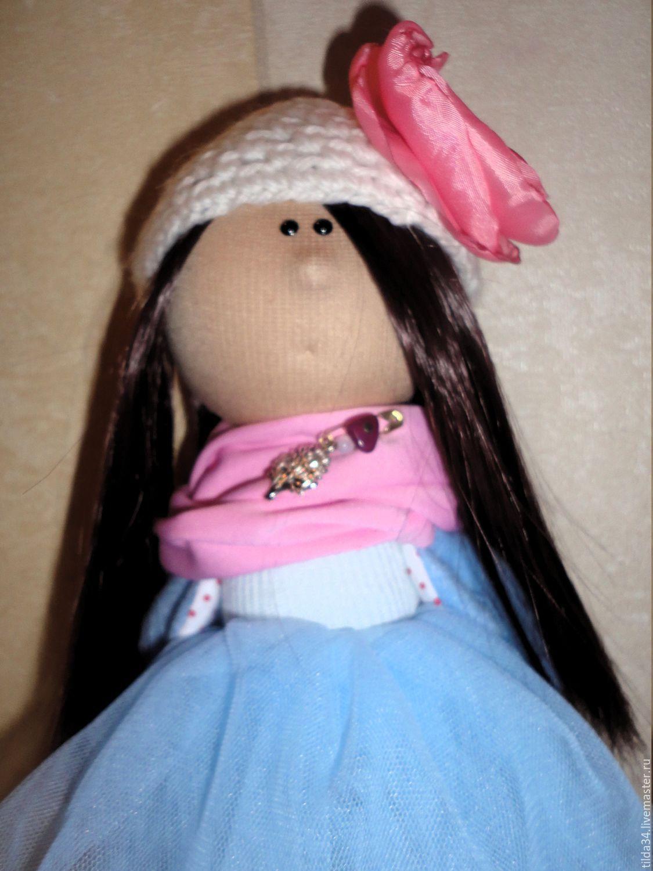 Девочка курносая, Куклы тыквоголовки, Волгоград, Фото №1