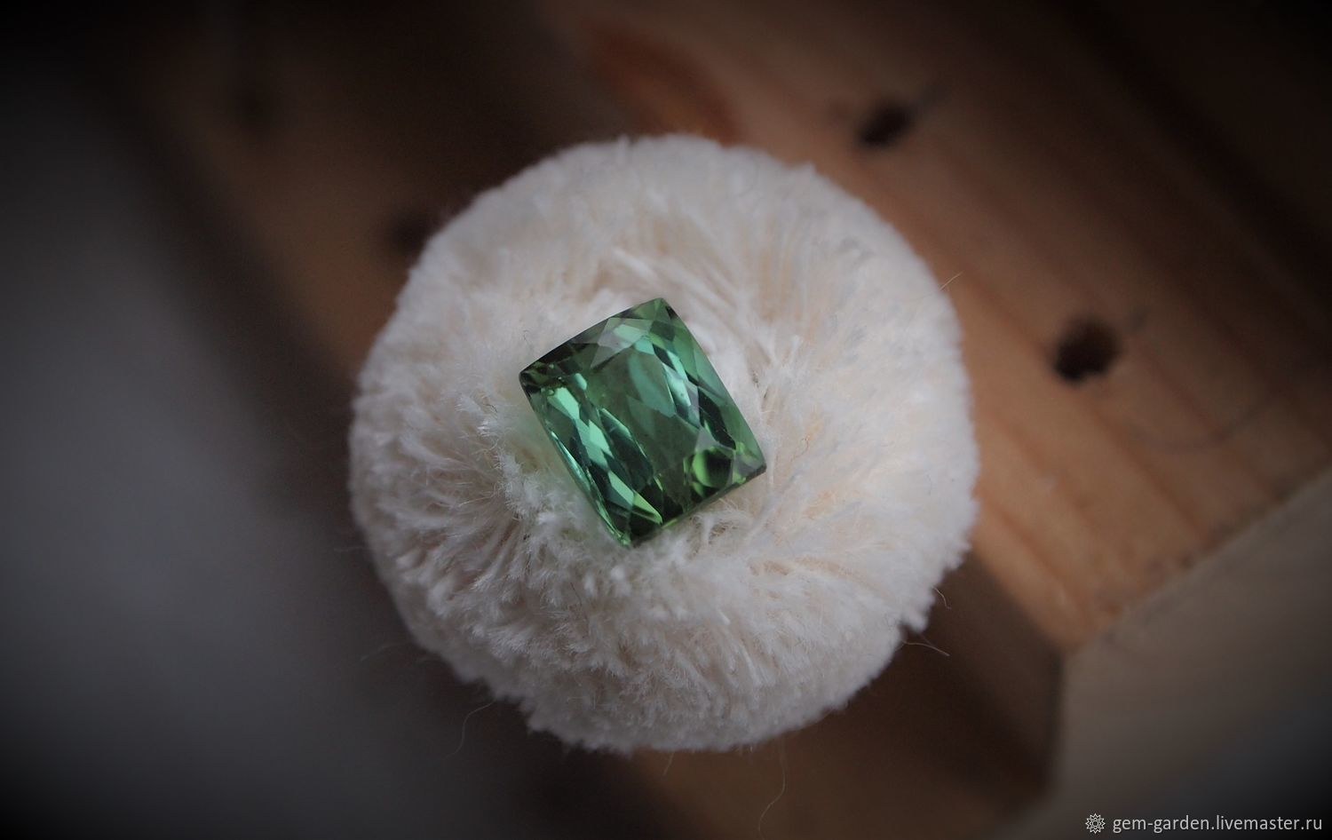 Tourmaline green, Cabochons, Moscow,  Фото №1