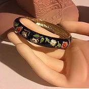 Винтаж handmade. Livemaster - original item Kirks folly Bracelet
