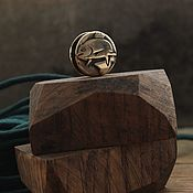 Сувениры и подарки handmade. Livemaster - original item Bead for a fish lanyard. Handmade.