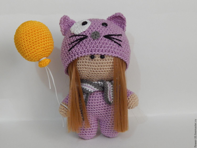 Минимишечка Вязание крючком, схемы вязания 13