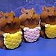 Мыло ручной работы. Ярмарка Мастеров - ручная работа. Купить Мыло Хомяк с печенькой. Handmade. Хомяк, мыльная основа