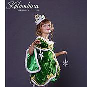 Работы для детей, ручной работы. Ярмарка Мастеров - ручная работа карнавальный костюм ёлки-66. Handmade.