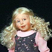 Куклы и игрушки ручной работы. Ярмарка Мастеров - ручная работа АНАСТАСИЯ   45см. Handmade.