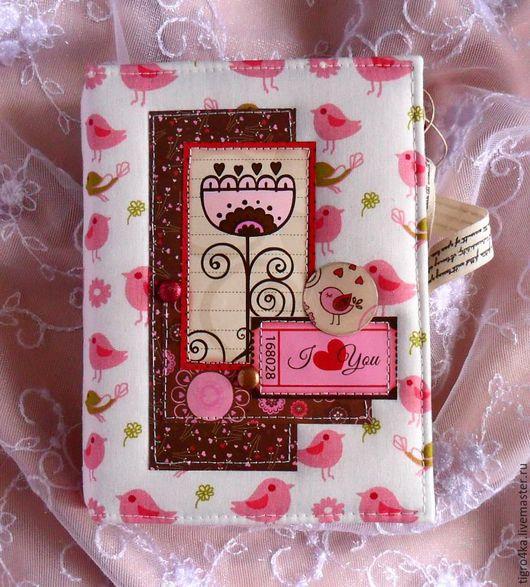 Свадебные фотоальбомы ручной работы. Ярмарка Мастеров - ручная работа. Купить МИНИ АЛЬБОМ для влюблёных. Handmade. Розовый, подарок девушке