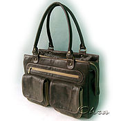 Сумки и аксессуары handmade. Livemaster - original item Bag leather Kashira. Handmade.
