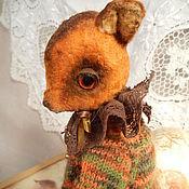 """Куклы и игрушки ручной работы. Ярмарка Мастеров - ручная работа Оленёнок """"Бемби"""". Handmade."""