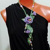 Украшения handmade. Livemaster - original item Necklace: DESIRE necklace