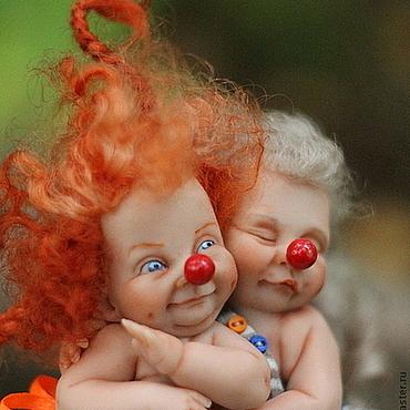 Куклы и игрушки ручной работы. Ярмарка Мастеров - ручная работа Amore. Handmade.