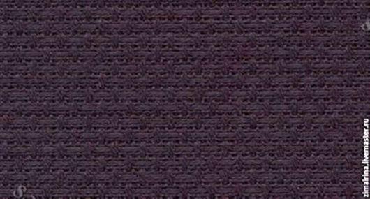 Вышивка ручной работы. Ярмарка Мастеров - ручная работа. Купить 14 ct. Aida 3706 Zweigart цвет 720 Black канва для вышивания. Handmade.