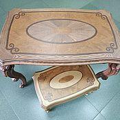 Столы ручной работы. Ярмарка Мастеров - ручная работа Журнальные столики. Handmade.
