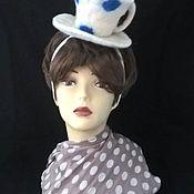 Аксессуары handmade. Livemaster - original item Hat for photo shoots