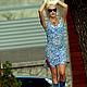 Платья ручной работы. Ярмарка Мастеров - ручная работа. Купить Платье вязаное  Голубая лагуна. Handmade. Голубой, сарафан, вискоза