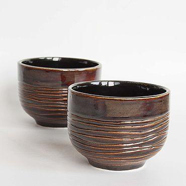 """Посуда ручной работы. Ярмарка Мастеров - ручная работа Пиала для супа """"Сатурн"""". Handmade."""