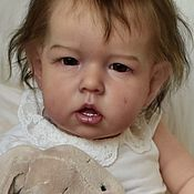 Куклы Reborn ручной работы. Ярмарка Мастеров - ручная работа Кукла реборн Лиам от Бонни Браун. Handmade.