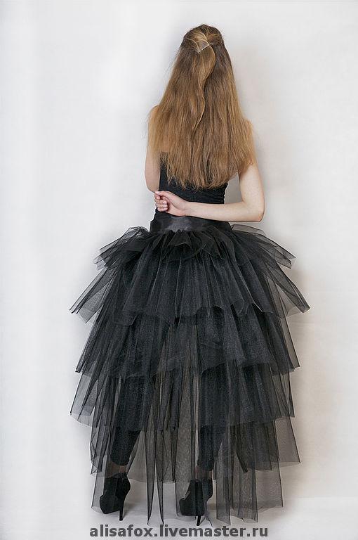 Купить юбка пачка шлейф из фатина тюля сетки шлейф из фатина