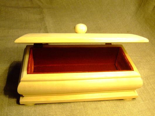 Декоративная посуда ручной работы. Ярмарка Мастеров - ручная работа. Купить Шкатулка из кедра. Handmade. Бочка, ручной работы, кадка