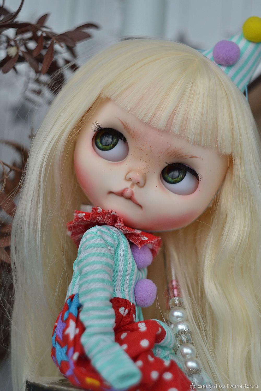 "Кукла Блайз ( Blythe ) кастом  "" Peppy "", Кастом, Вельск,  Фото №1"