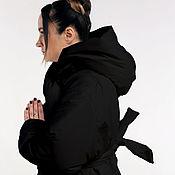Одежда handmade. Livemaster - original item Down jacket-blanket