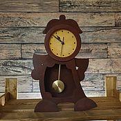 Часы ручной работы. Ярмарка Мастеров - ручная работа Часы Когсворт. Handmade.