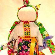 Куклы и игрушки ручной работы. Ярмарка Мастеров - ручная работа Кукла оберег.Птица радость. Handmade.