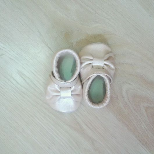 Обувь ручной работы. Ярмарка Мастеров - ручная работа. Купить Пинетки, чешки, мокасины. Туфельки принцесы. Handmade. пинетки для мальчика